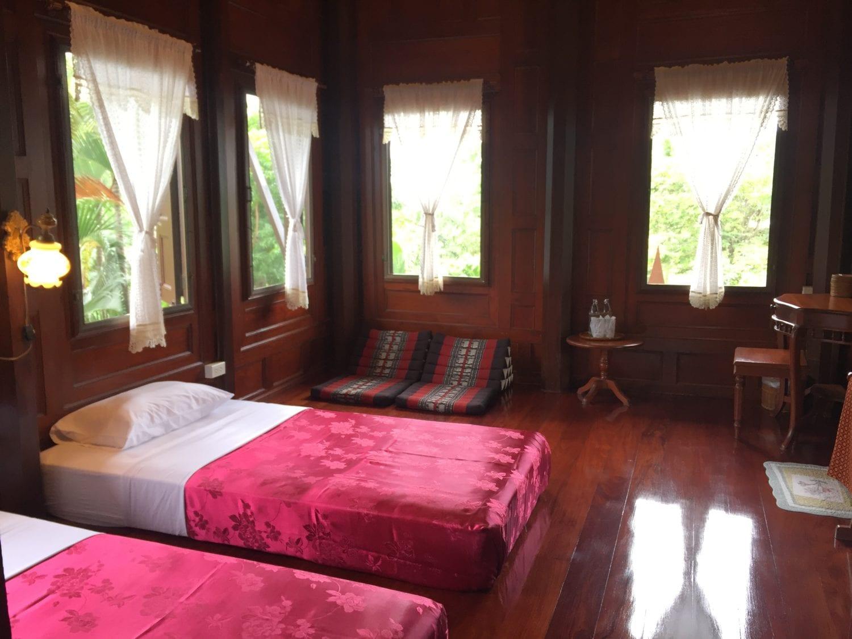 The Thai House - room 1